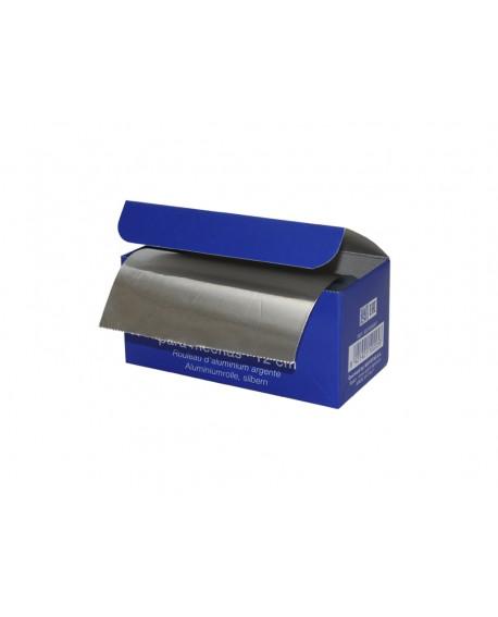 Rollo aluminio plata de 16 micrones