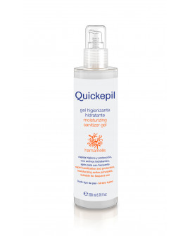 Gel higienizante hidratante - Hamamelis