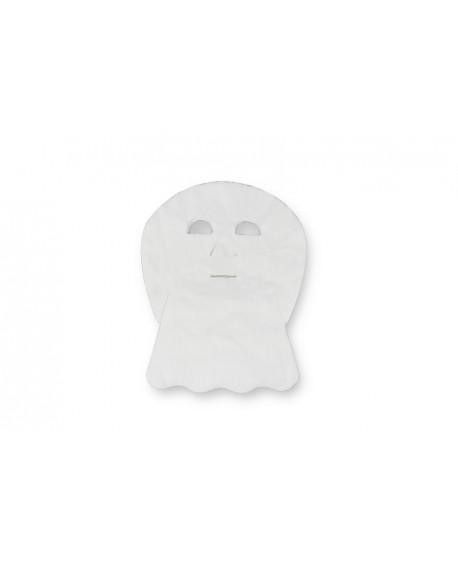Máscara en Spunlace con aperturas